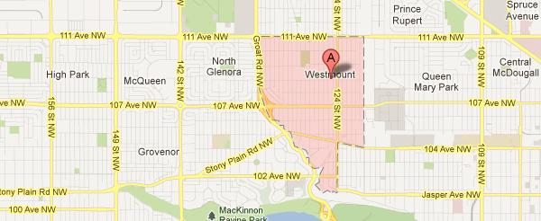 Westmount Edmonton
