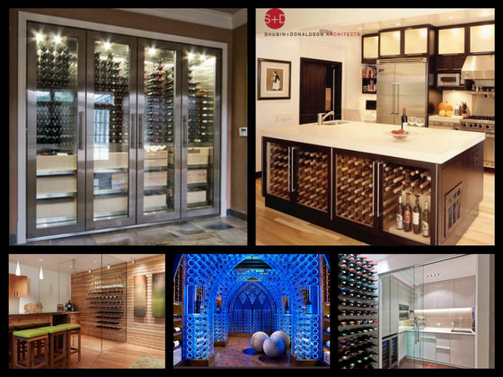 Luxury Wine Storage