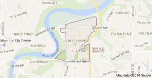 Forest Heights Luxury in Edmonton