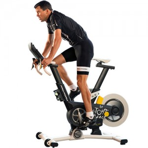 Google Powered Fitness Cycle