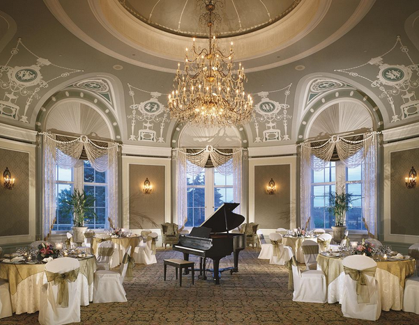 Banquet Room at the Fairmont Hotel. Photo: Tripadvisor.ca